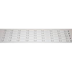 LG EAV64755201 LED STRIPS - 5 STRIPS