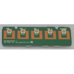 SANYO BACRR0G0204 1 KEY CONTROLLER