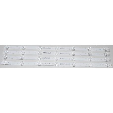 TCL JL.D49071330-365AS-M LED STRIPS - 4 STRIP