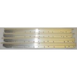 LG/INSIGNIA 6920L-0050A/6920L-0050B (100507) LED BARS - 4 BARS