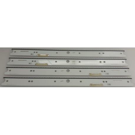 SAMSUNG BN96-34776A/BN96-34777A LED BARS - 4 BARS