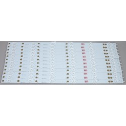 VIZIO LB50071 V0_00 LED STRIPS (12)