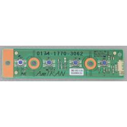 VIZIO 3665-0042-0156 KEY CONTROLLER
