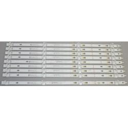 RCA 30350004005E / 30350004006E LED BACKLIGHT STRIPS (9)