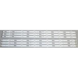 SAMSUNG BN96-50317A / BN96-50318A LED BACKLIGHT STRIPS (6)