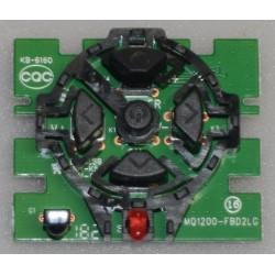 ONN 40-MQ1200-FBD2LG IR SENSOR/BUTTONS