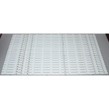 VIZIO LB65059 V0_00 LED STRIPS (20)