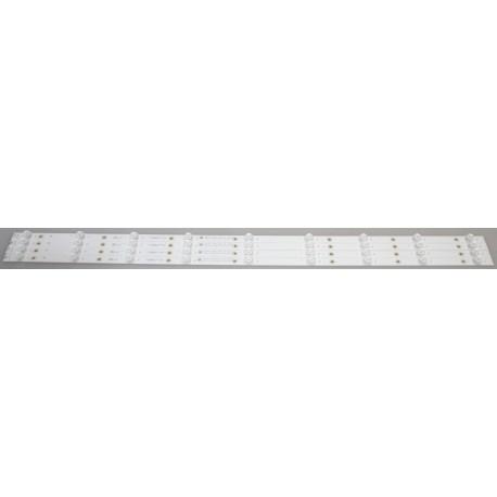 SHARP 181204 LED BACKLIGHT STRIPS (4)