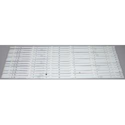 Sharp LC-65P6000U Backlight LED Strips - 14 Strips