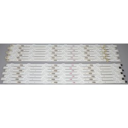 Samsung BN96-43942A, BN96-43943A Backlight LED Strips Complete Set - 1