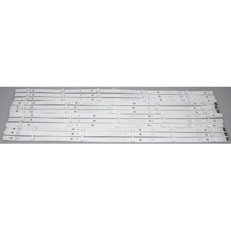 LG EAV63673007 Replacement LED Backlight Strips (12)