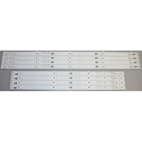 TCL 4C-LB5504-HR / 4C-LB5505-HR LED STRIPS (8)