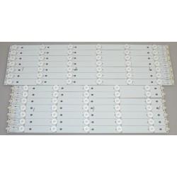 VIZIO GJ-DLEDV-420-D711-V3-R LED STRIPS (14)