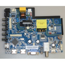 WESTINGHOUSE 34020956 MAIN/POWER SUPPLY BOARD