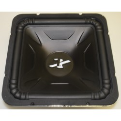 """AUDIO X-151P 15"""" SQUARE POLY WOOFER"""