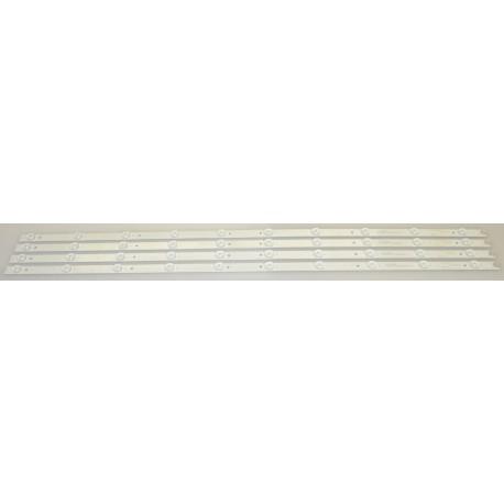 RCA ZN-40G10A 50911 V1.1-1K LED STRIPS - 4 STRIPS