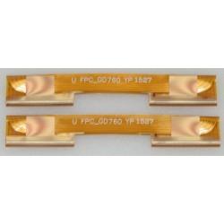 SAMSUNG U FPC_GD760 YP 1527 RIBBON CABLE