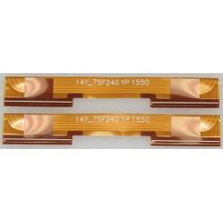 SAMSUNG 14Y_75F240YP 1550 RIBBON CABLE