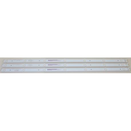 ELEMENT MS-L0823 V3 (910-320-1054) LED STRIPS - 3 STRIPS