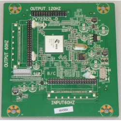 SEIKI 890-104-72322 (CV72322L-D) FRC BOARD FOR SE55GY19