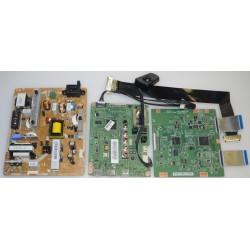 SAMSUNG UN50EH6000FXZA (NH02) COMPLETE TV REPAIR KIT