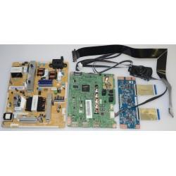 SAMSUNG UN50EH5000FXZA (AJ04) COMPLETE TV REPAIR KIT