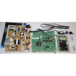 SAMSUNG UN55F6350AFXZA (TH01) COMPLETE TV REPAIR KIT