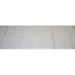 SAMSUNG BN96-29074A/BN96-29075A LED BACK-LIGHT STRIP - 12 STRIPS