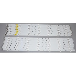 SAMSUNG BN96-28330A/BN96-28331A LED BACK-LIGHT STRIP - 14 STRIPS
