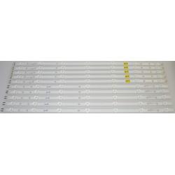 SAMSUNG BN96-28773A/BN96-28772A LED BACK-LIGHT STRIP - 10 STRIPS