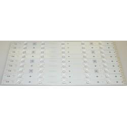 HAIER/RCA 6003050485 LED STRIPS - 9 STRIPS