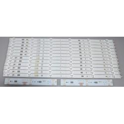 SONY LED STRIP - 12 STRIPS & 2 BOARDS FOR KDL-48W600B