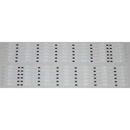 SAMSUNG BN96-32772A, BN96-32771A LED STRIP - 12 STRIPS