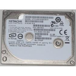 "Hitachi 1.8"" 30GB IDE ZIF Harddrive HTC426030G5CE00"