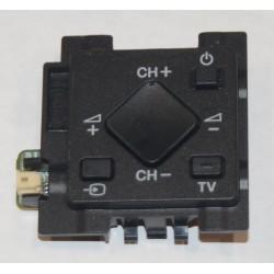 SONY XBR-75X850D KEY CONTROLLER