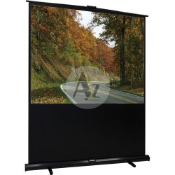Optoma Technology DP-MW3084A Portable Projection Screen - 67.3 x 50.4""
